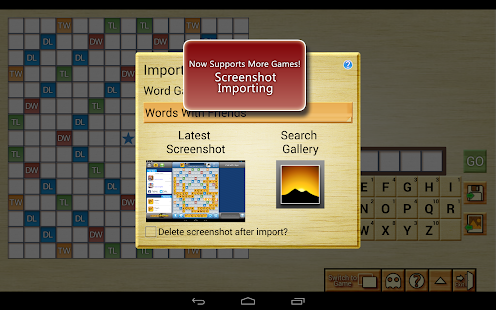 Word Breaker (Scrabble Cheat) - screenshot thumbnail