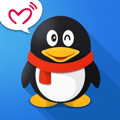 QQ日本版 - 1億人同時オンラインのSNS 通訊 LOGO-玩APPs