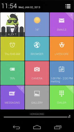 UCCW Theme - Grids