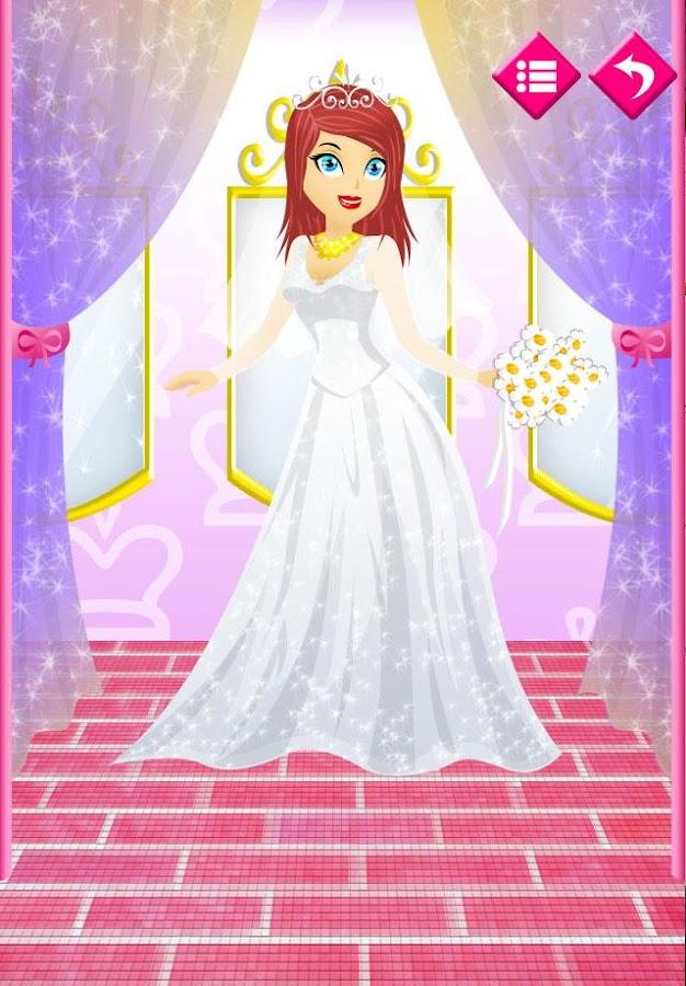Dorable Juegos De Vestir Novias Ala Moda Illustration - Dress Ideas ...