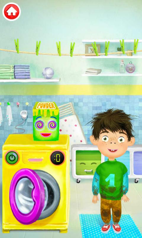 Pepi Bath- screenshot