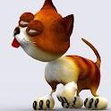 Action Cat 3D II logo