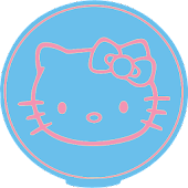ADW Hello Kitty Pastel Theme