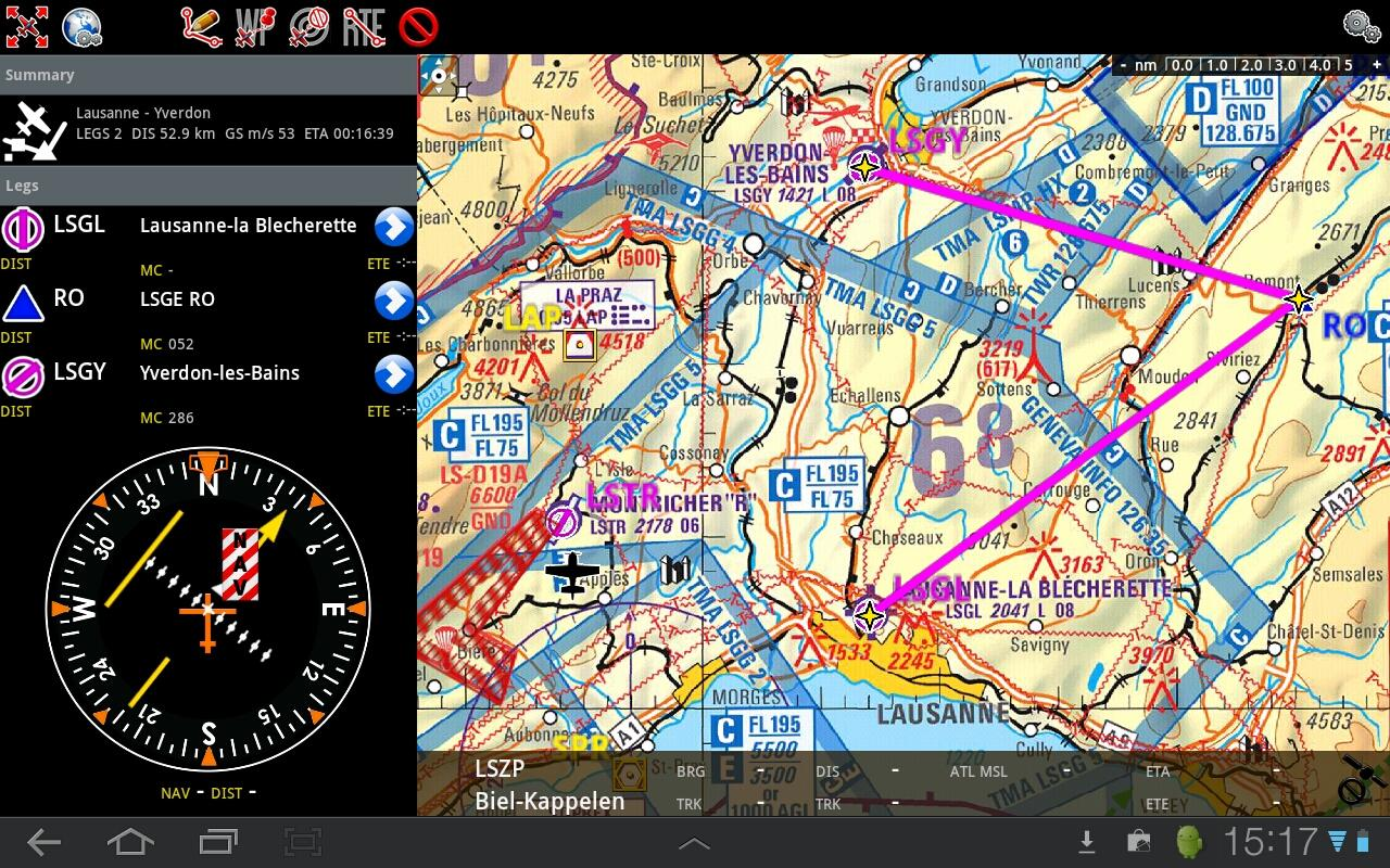 Air Navigation Pro - screenshot