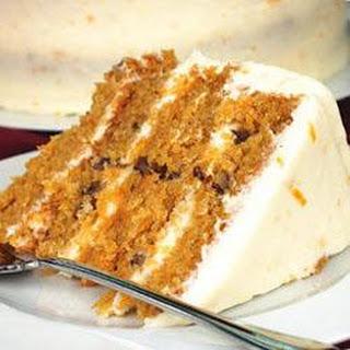 Carrot Cake IX