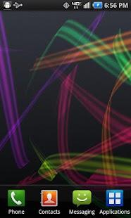 Ribbons Live Wallpaper- screenshot thumbnail
