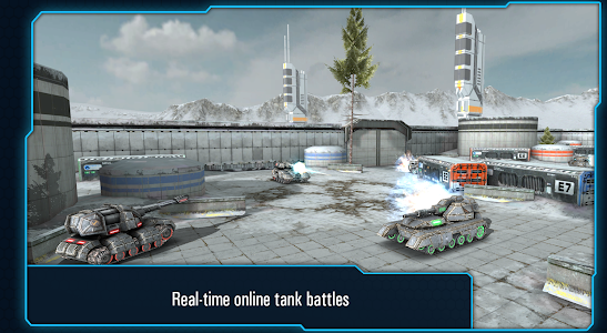 Iron Tanks v0.72