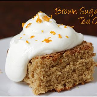Brown Sugar Tea Cake