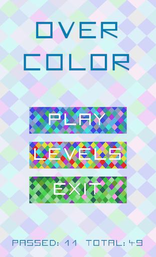 Overcolor Blocks