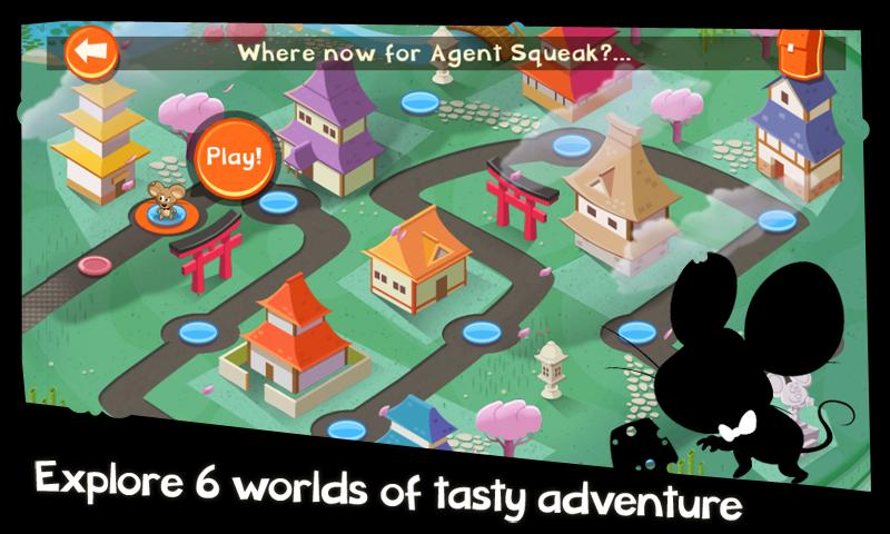 SPY mouse - screenshot