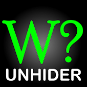 Where R U? Unhider