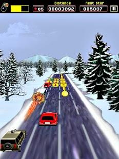 Sane Lane - car race