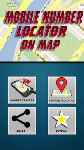 Mobile Number Locator On Map