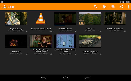 VLC for Android beta 0.9.10 screenshot 971