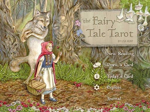 玩免費娛樂APP|下載The Fairy Tale Tarot app不用錢|硬是要APP