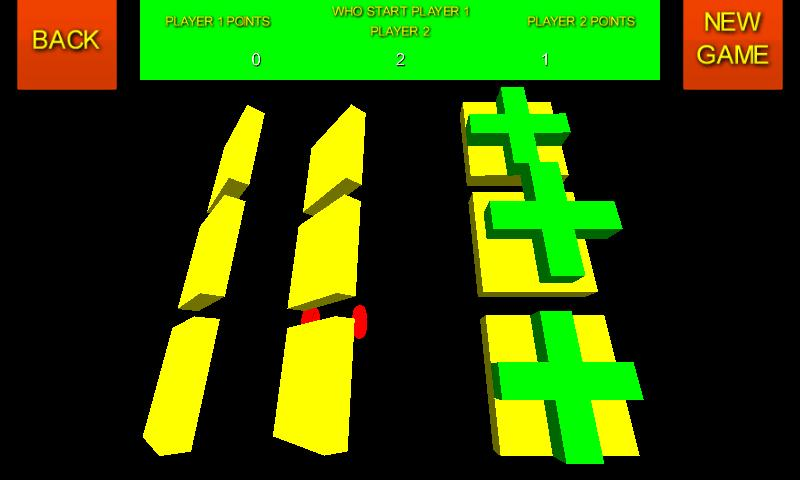 TicTacToe 3D MULTIPLAYER- screenshot