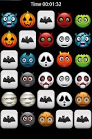 Screenshot of Free Halloween Memory Match