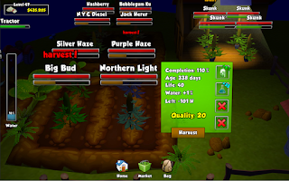 Screenshot of Weed Wars: Episode 1