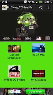 DJ Swagg706 Mobile - screenshot thumbnail