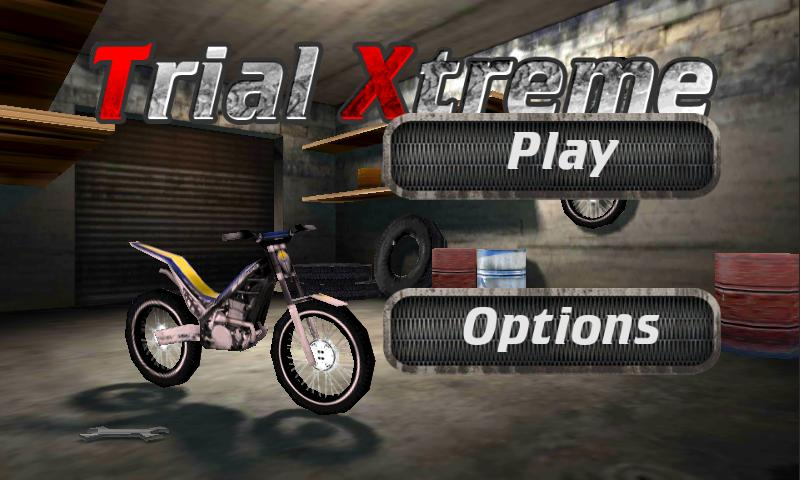 Trial Xtreme - screenshot