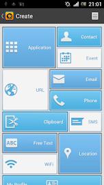 QuickMark Barcode Scanner Screenshot 4
