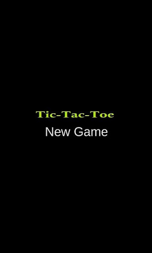 Tic Tac Toe Simple Free
