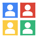 Admin console Groups icon
