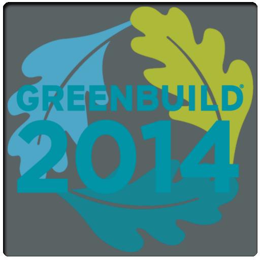Greenbuild 2014 LOGO-APP點子