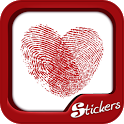 Love Sticker TextCutie icon