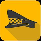 Taksi sürücüsü icon