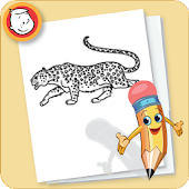 APK Game Lets Draw Animals and Dinos for BB, BlackBerry