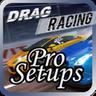 Drag Racing Pro Setups icon