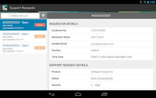 Screenshot of My VMware