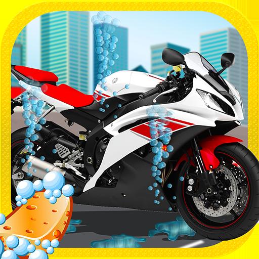 摩托车洗轿车和水疗中心 休閒 App LOGO-APP開箱王