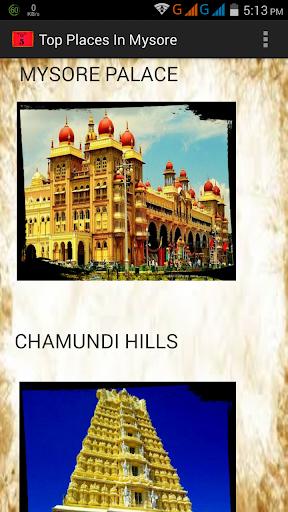 Best Places in Mysore Top5