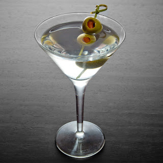 Dirty Martini.