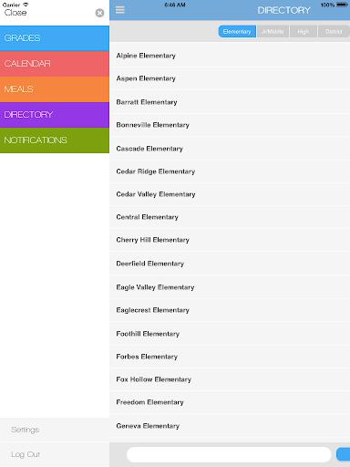 【免費教育App】Alpine School District-APP點子