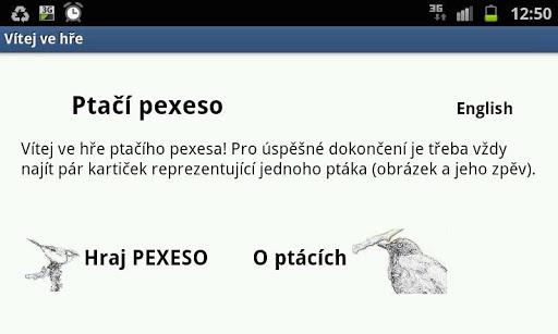 Ptačí pexeso