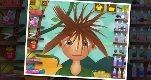 儿童沙龙 - 儿童游戏