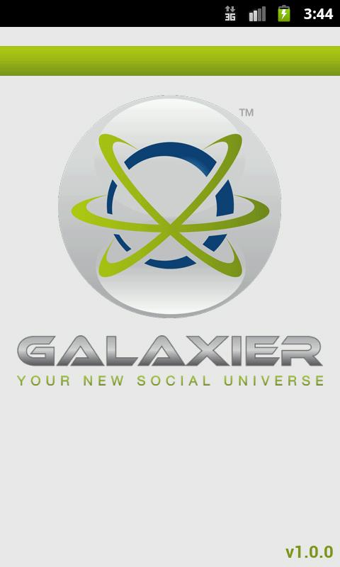 Galaxier - screenshot