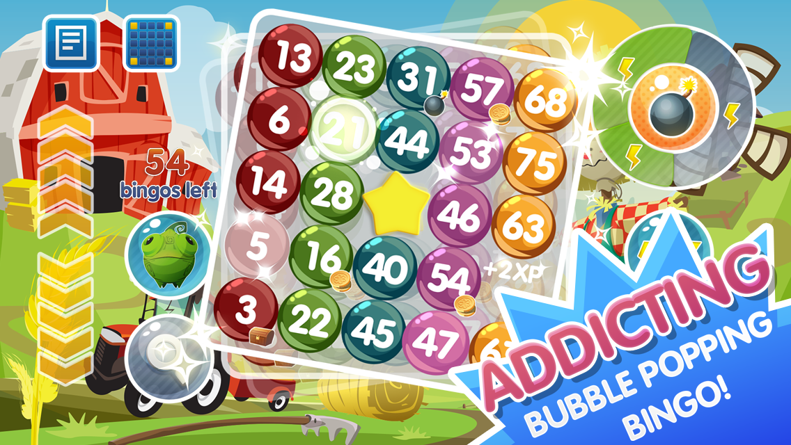 Bubble Casino - Slots & Bingo- screenshot