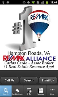 Real Estate Hampton Roads- screenshot thumbnail