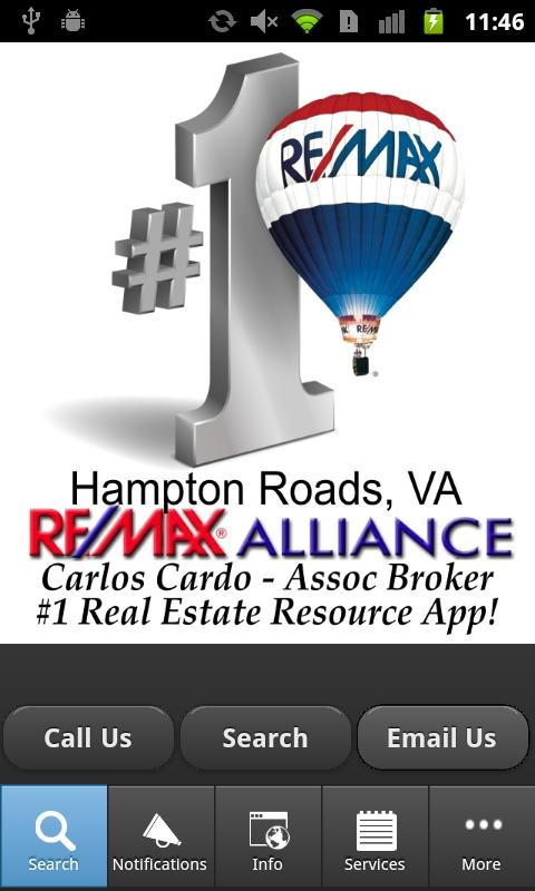 Real Estate Hampton Roads- screenshot