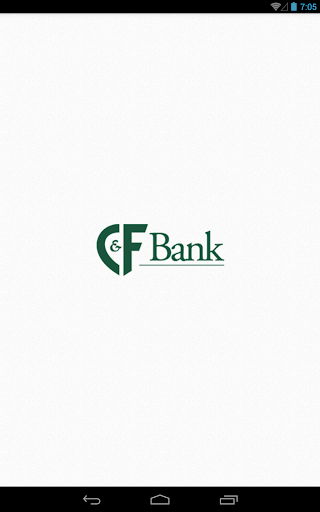 C F Bank for Tablet