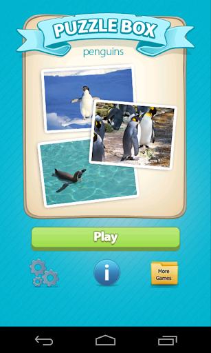 Picture Puzzles Penguins