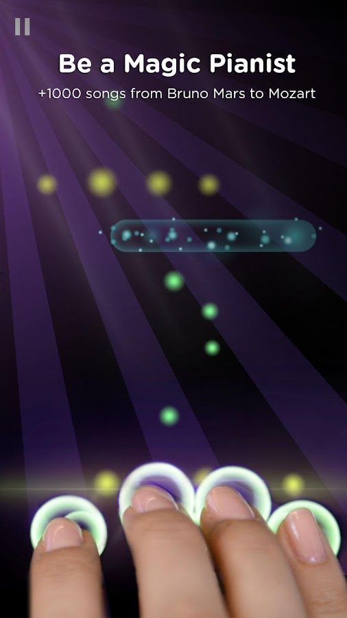 Magic Piano by Smule - screenshot