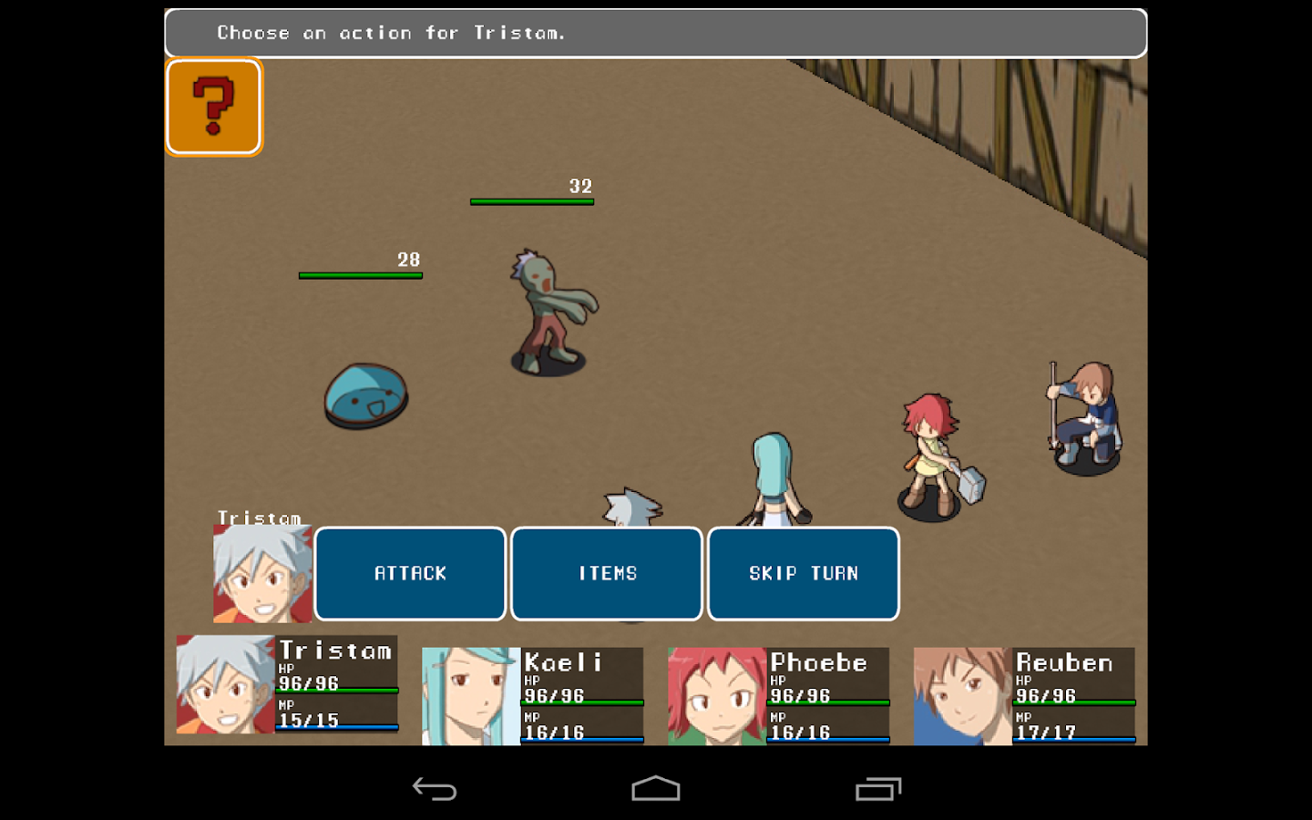 Crystal Story- screenshot