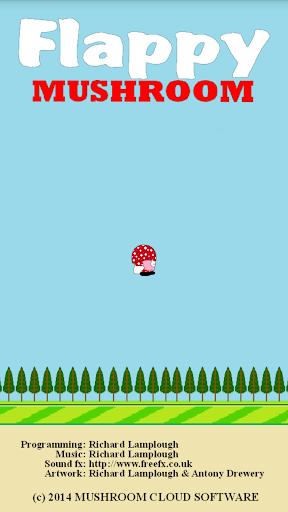 Flappy Mushroom