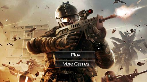 Battleground Shooter 3D
