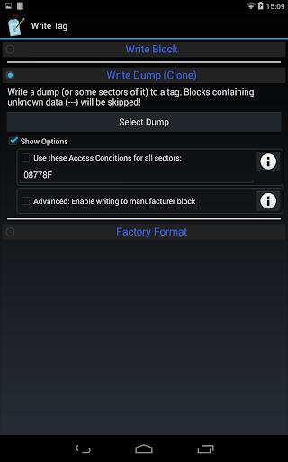 【免費工具App】Mifare Classic Tool - MCT-APP點子
